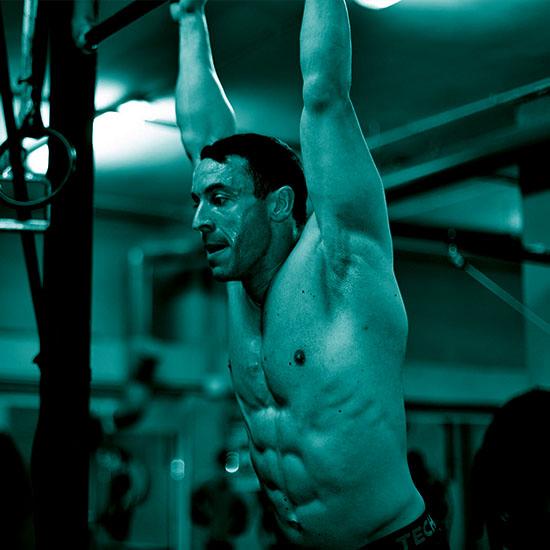 Mario Origen Workout
